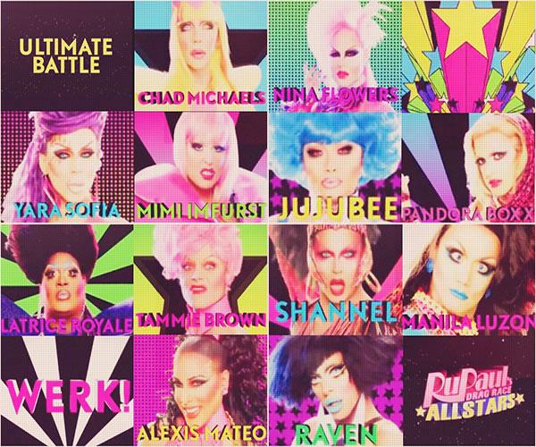 RuPaul's Drag Race All Stars2