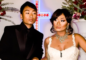 Jujubee wedding