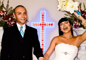 Raven wedding