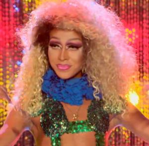 Serena Cha Cha Drag Race Season 5