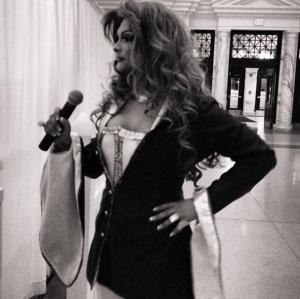 Joslyn Fox Diva