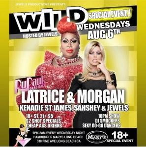 Latrice & Morgan Wilde Wednesdays