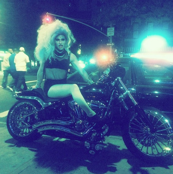 Maddelyn Motorcycle