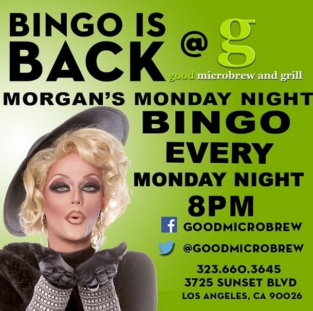 Morgan's Bingo