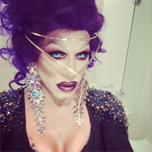 Purple Bliss Sharon