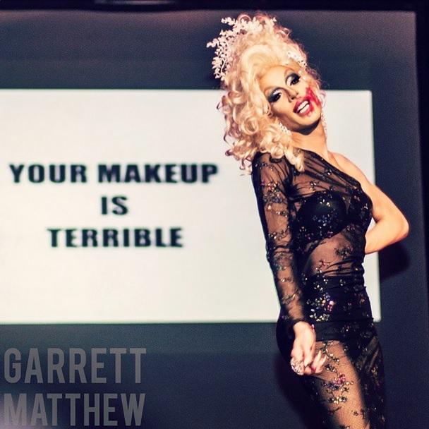 Alaska's Garrett Matthew Makeup