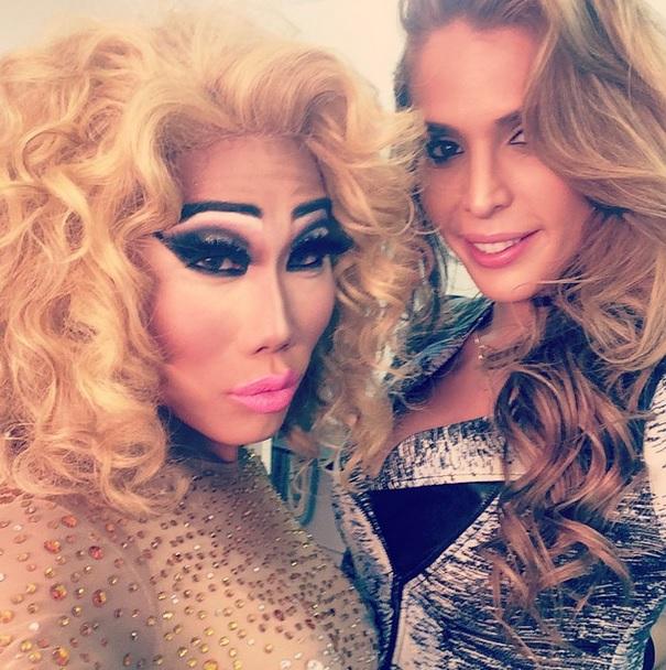 Gia & Carmen