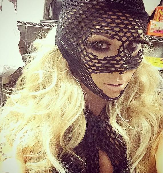 Masked Bandit Kimora