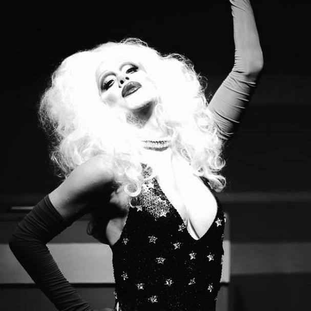 Sharon Black & White