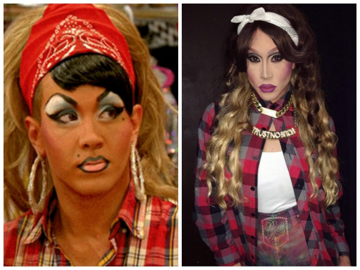 Chola Before And After