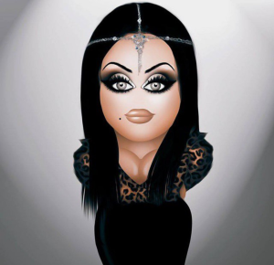 Michelle Visage by Arabia Felix