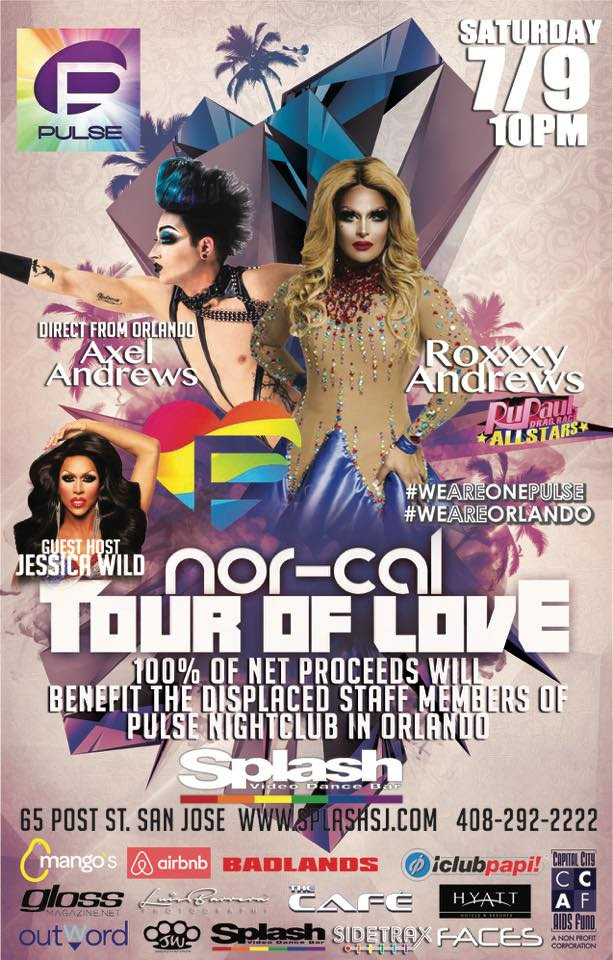 Nor-Cal Tour Of Love Part2