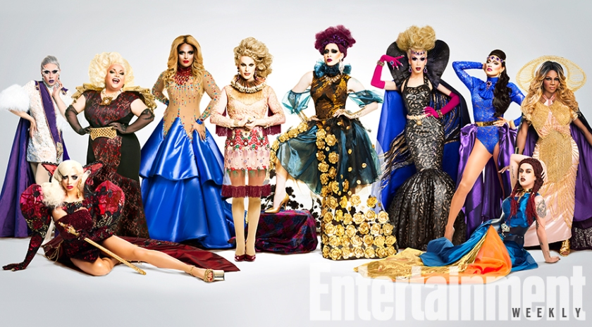 All Stars 2 cast from Entertainment Weekly